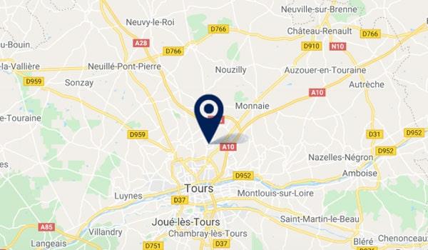 Fenêtres de Touraine 37210 Parçay-Meslay
